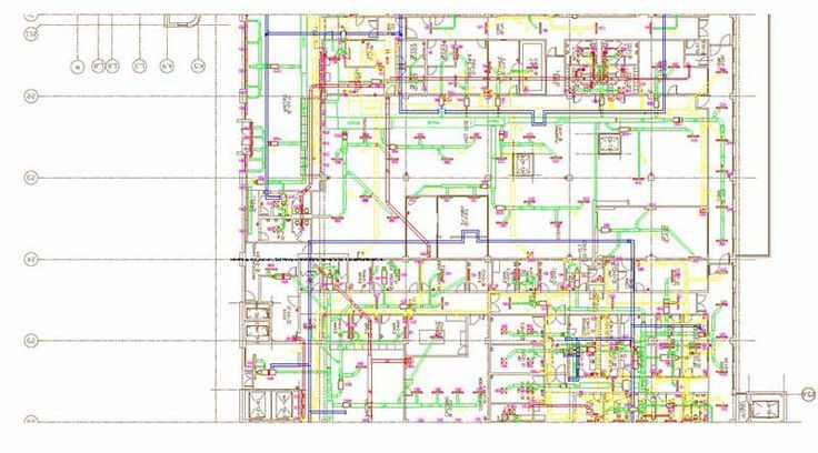 Energy Efficient Home Upgrades in Los Angeles For $0 Down -- Home  Improvement Hub -- Via - HVAC Shop Drawings … | Construction drawings, Bim,  Energy efficient homes | Hvac Drawing Company |  | Pinterest