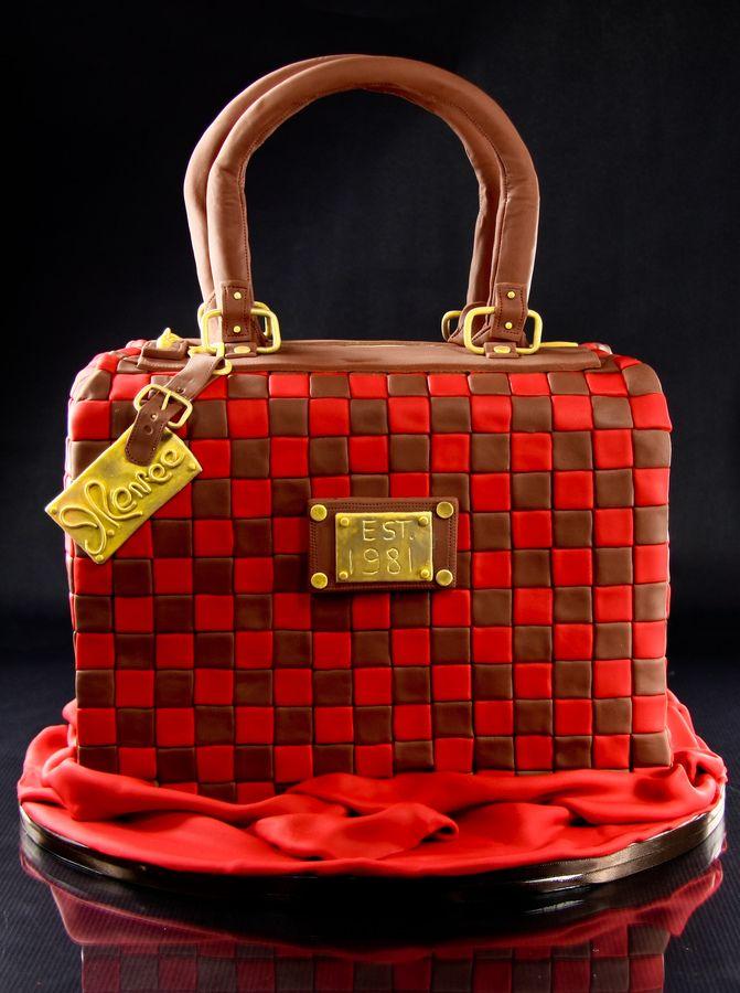 purse cake g teaux anniversaire adultes pinterest gateau anniversaire dessert et gateau. Black Bedroom Furniture Sets. Home Design Ideas