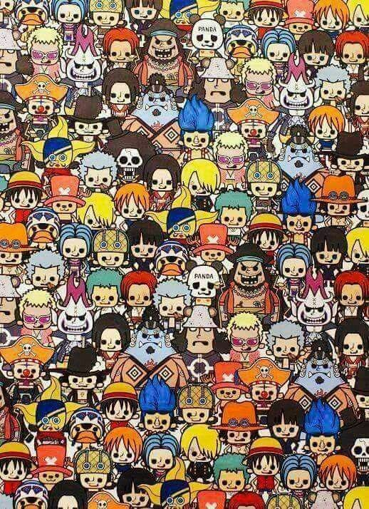 One Piece Wallpapers Mobile New World Chopper By Fadil