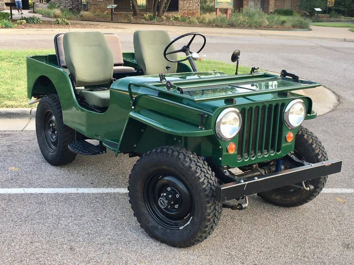 1948 Jeep Cj2a For Sale 2159675 Hemmings Motor News Vintage