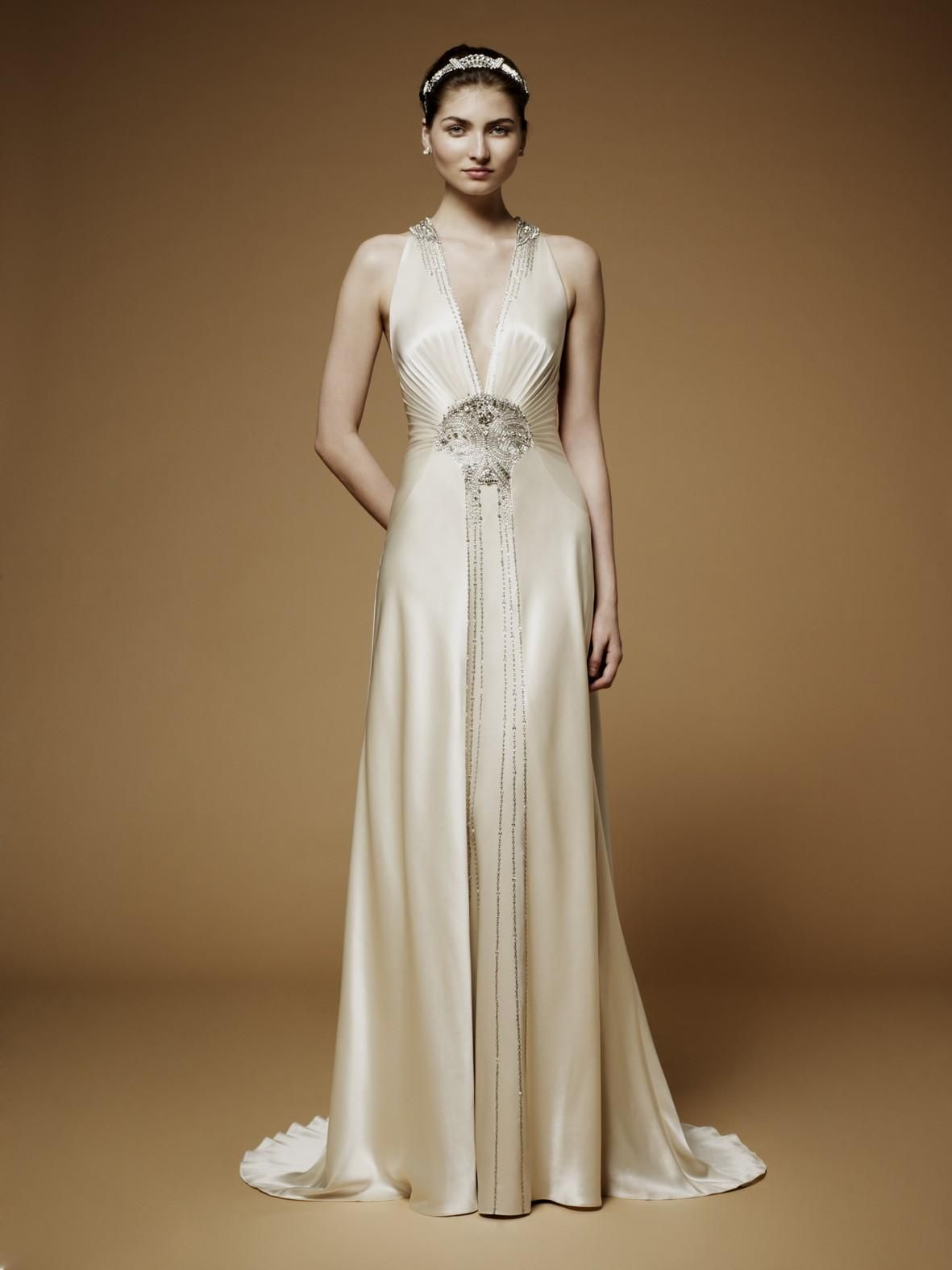 The great gatsby art deco wedding inspiration lokis wedding today what i have in box of treasure for you is original and elegant art deco bridesmaid dresses ombrellifo Image collections
