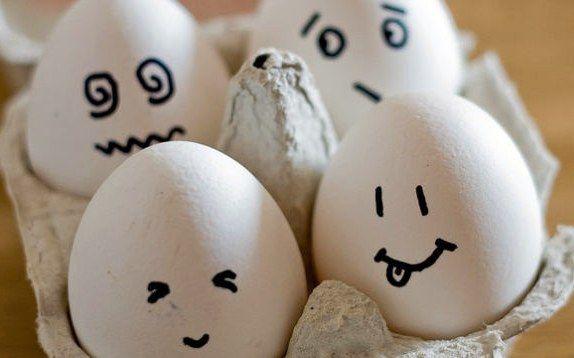 Como Saber Si Un Huevo Está Malo Huevo Supo Malo