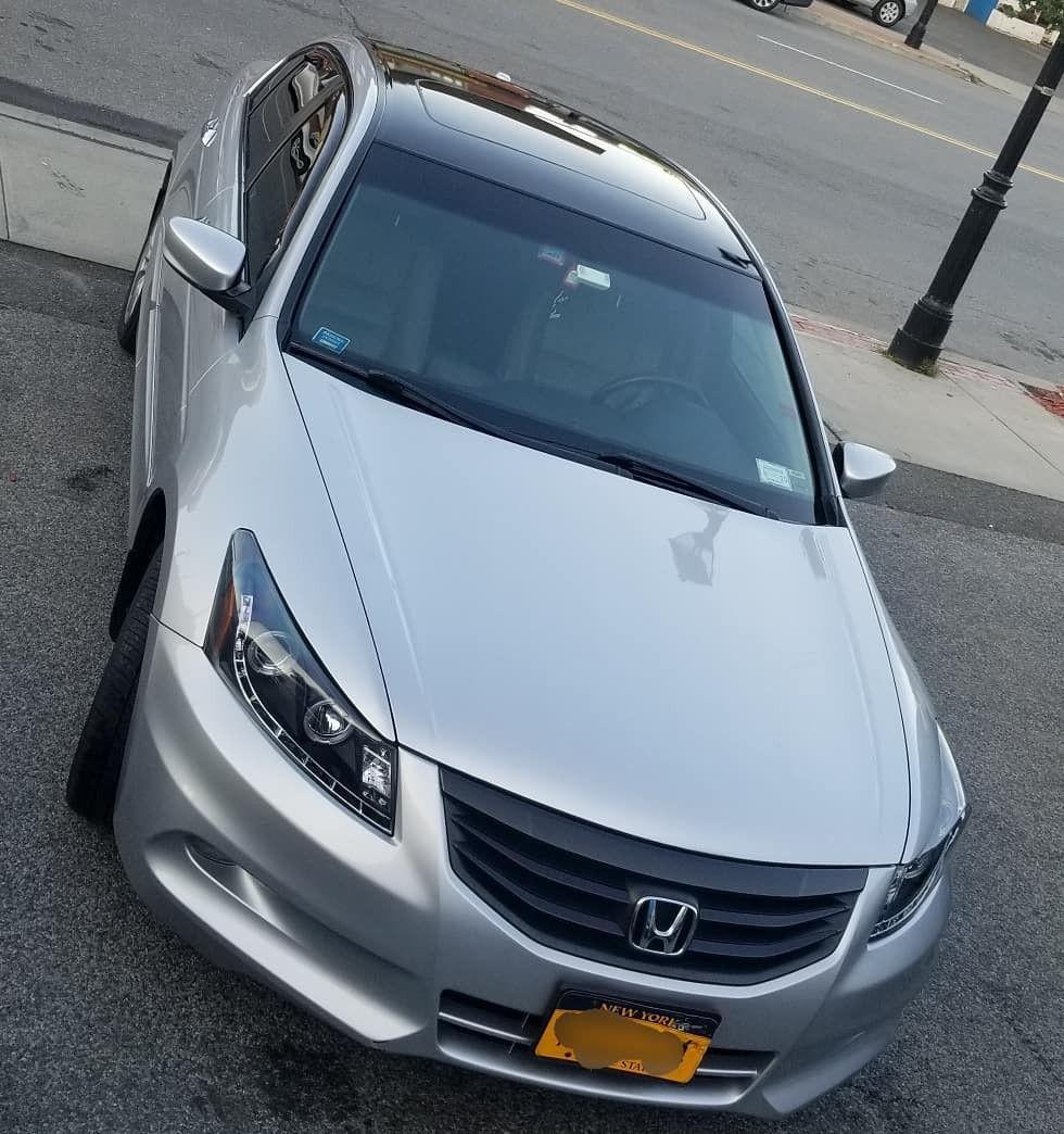 Honda Accord Honda accord, Sports car, Gloss black