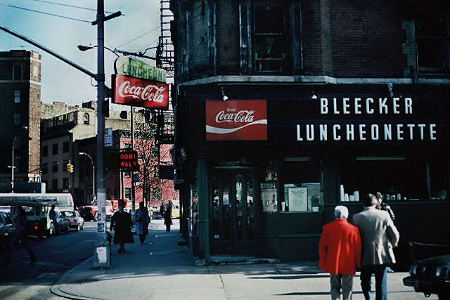 vintage everyday: Street Scenes of New York City in the 1970s