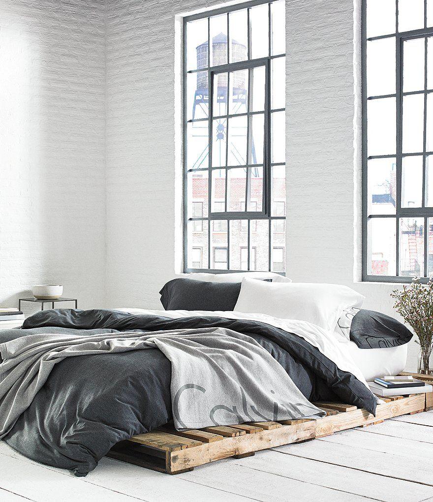 Dillards Home Decor: Calvin Klein Modern Cotton Collection Body Duvet In 2019