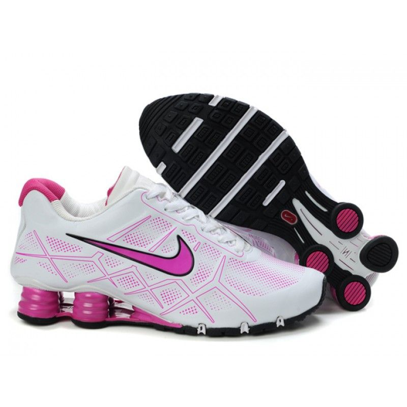 To Buy 2013 Nike Shox Turbo 12 Womens Shoes Leather Black