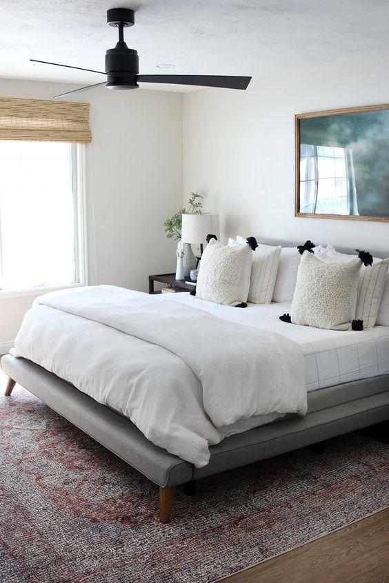 Best Daily Find Bedding Master Bedroom Upholstered Platform 400 x 300