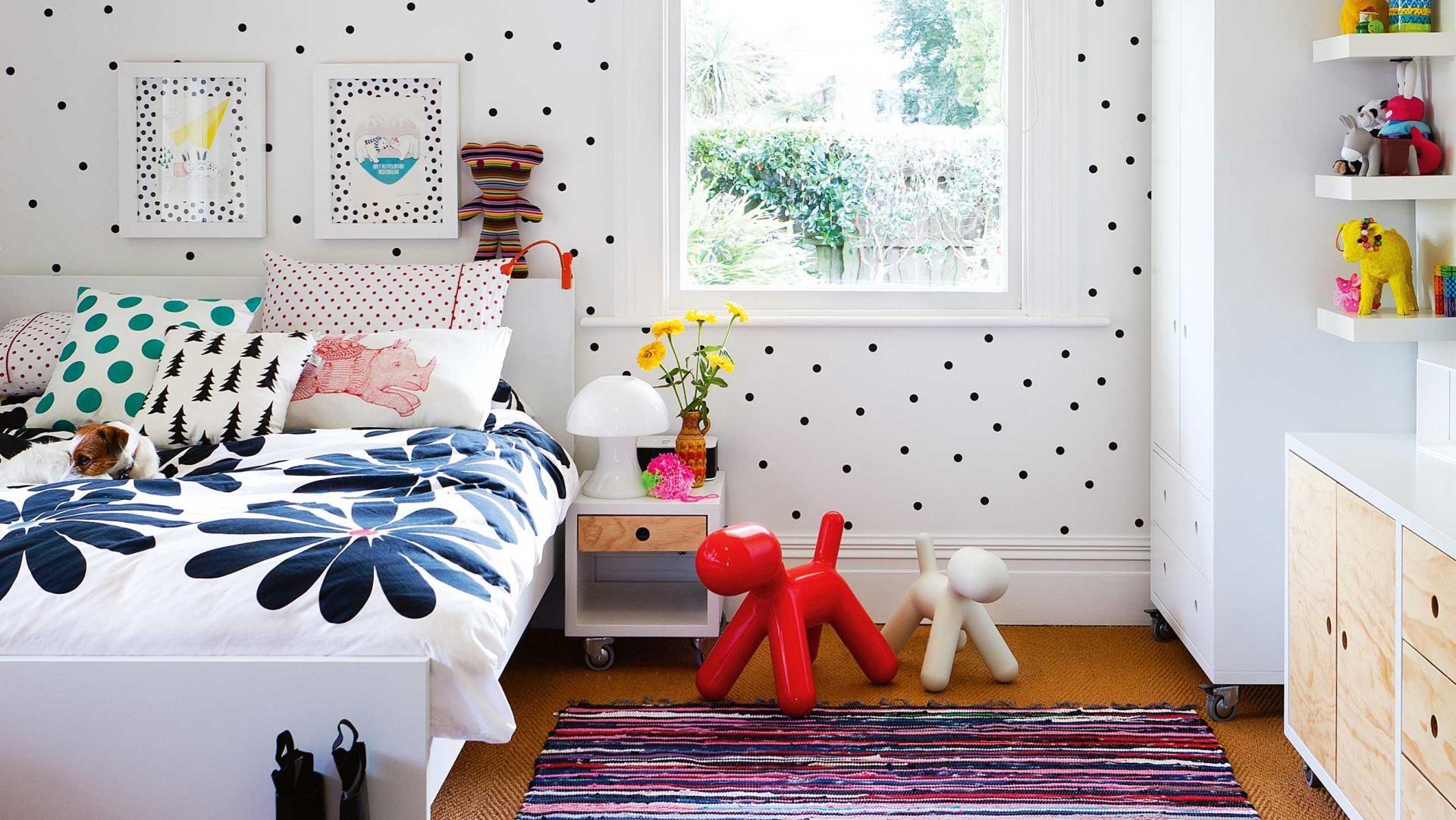 kidsu0027 bedroom walls 6 fun decorating ideas