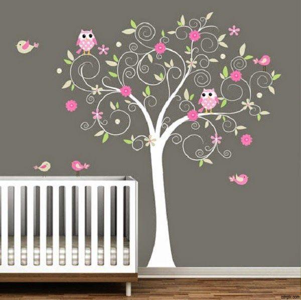 décoration chambre bebe hibou | McIntyreBaby | Pinterest | Gallery ...
