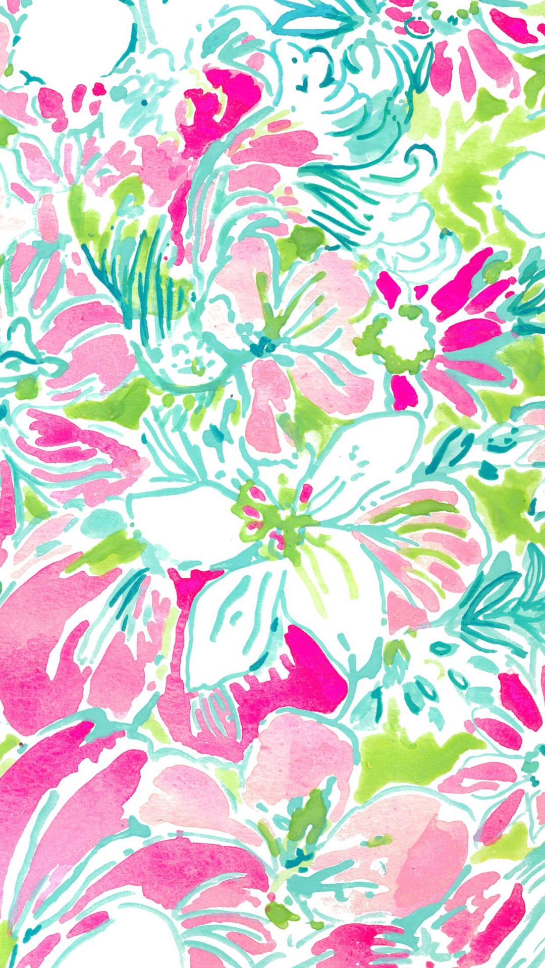 Reblogged from newenglandstat Lily pulitzer wallpaper