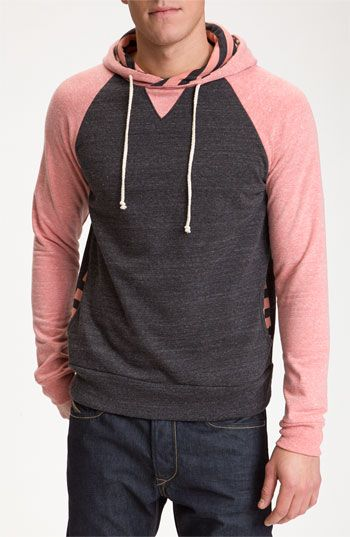 Threads for Thought Trim Fit Two-Tone Hoodie