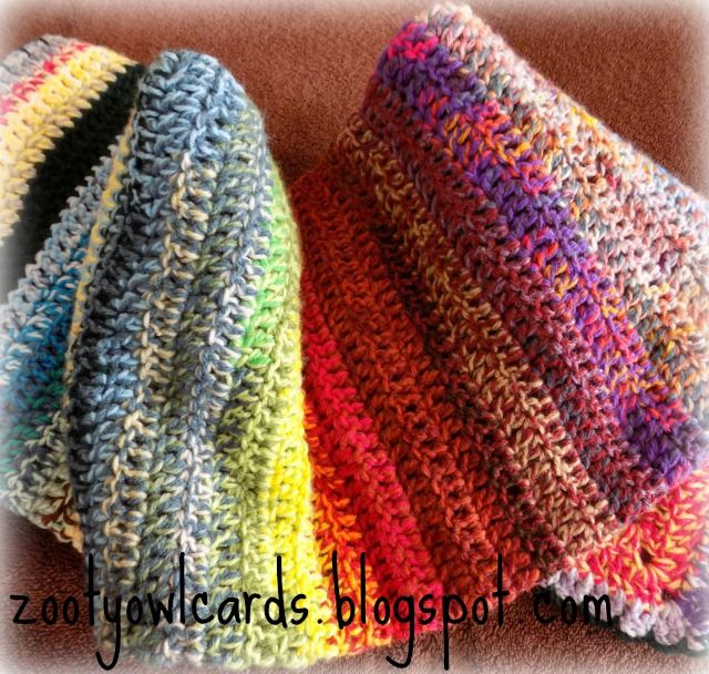 Zooty Owl: A Magic Blanket - Free scrapbuster crochet pattern and ...