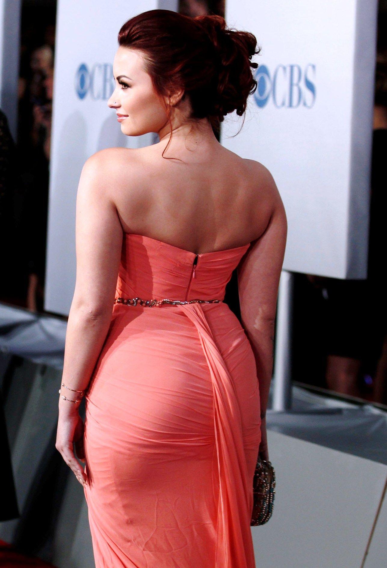 Demi Lovato Butt Hole