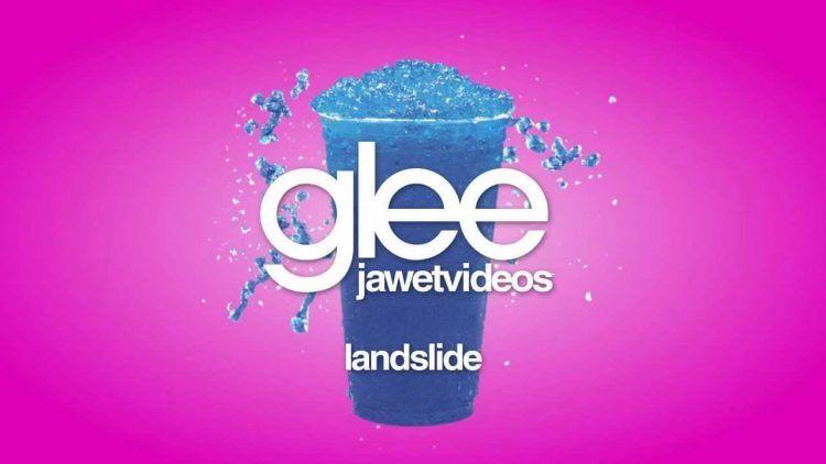 Glee Cast Landslide Guitar Chords Guitar Chords Pinterest