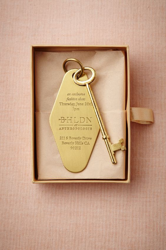 Golden key wedding invitation if you want to make really creative golden key wedding invitation if you want to make really creative weddingevent invites visit unifiedmanufacturing stopboris Choice Image
