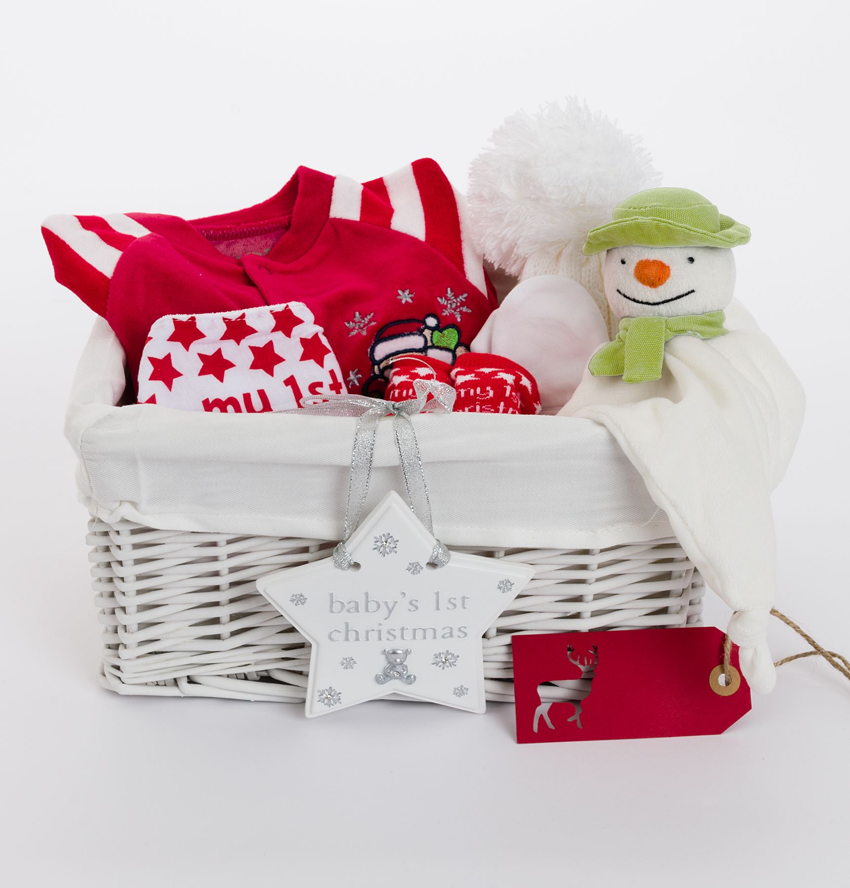 The Snowman Baby Hamper - Neutral | Gifts for others | Pinterest ...