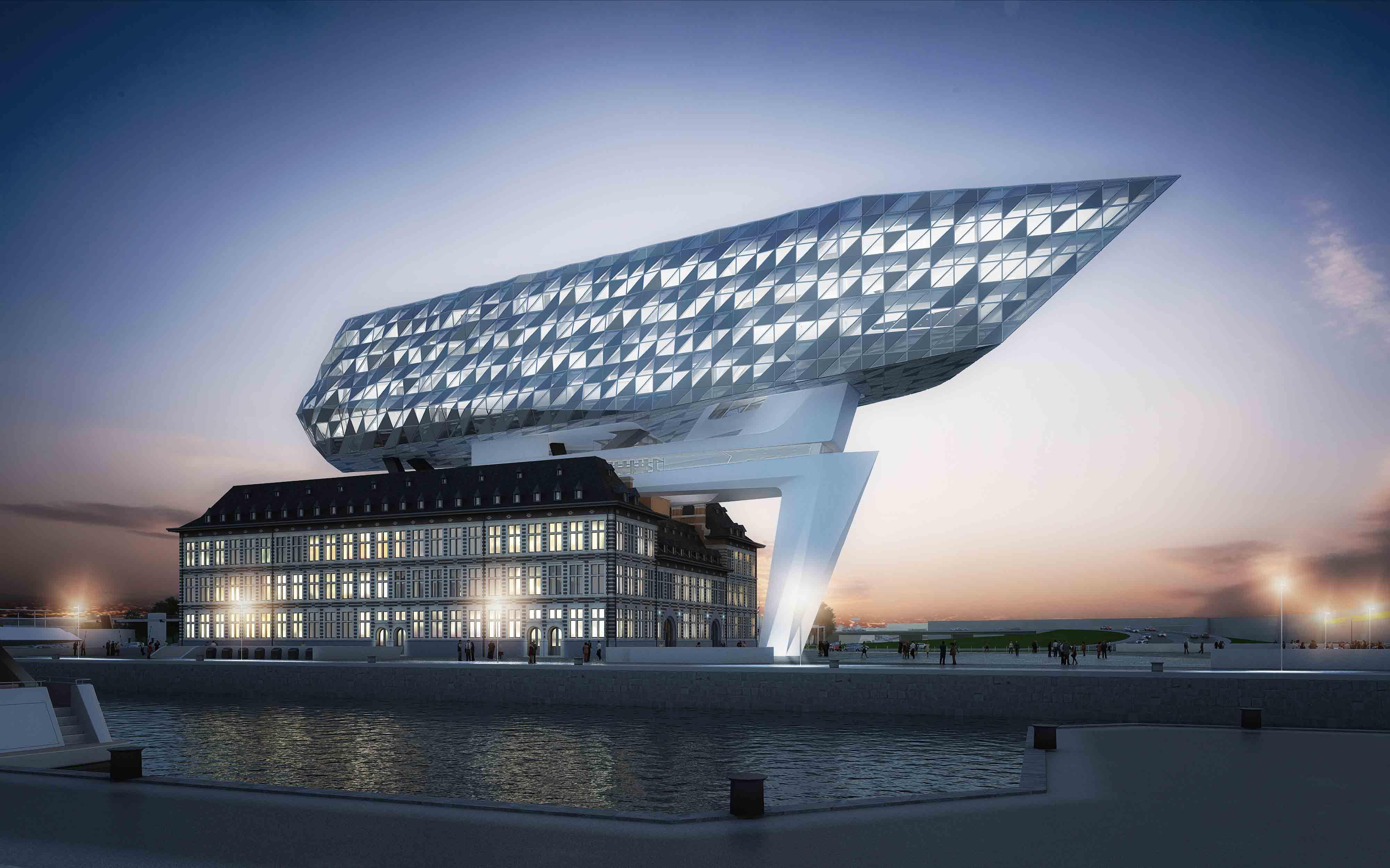 zaha hadid - Zaha Hadid Architect Buildings