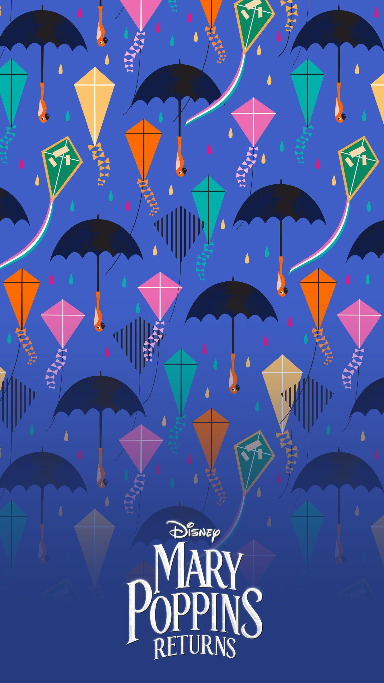 Pingouin Mary Poppins Iphone Wallpaper Iphone Wallpaper In 2019 Mary Poppins Merry