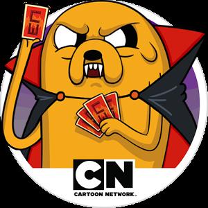 Card Wars Adventure Time V1 8 1 Full Apk Download Apkcini Full Apk Adventure Time Exploding Kittens Adventure