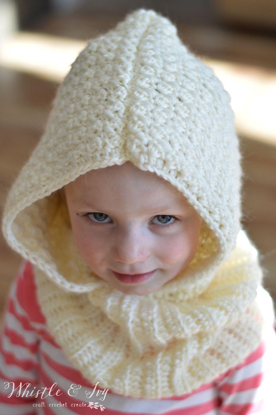 Cozy cute toddler hooded cowl crochet pattern crochet hooded cozy cute toddler hooded cowl crochet pattern bankloansurffo Images