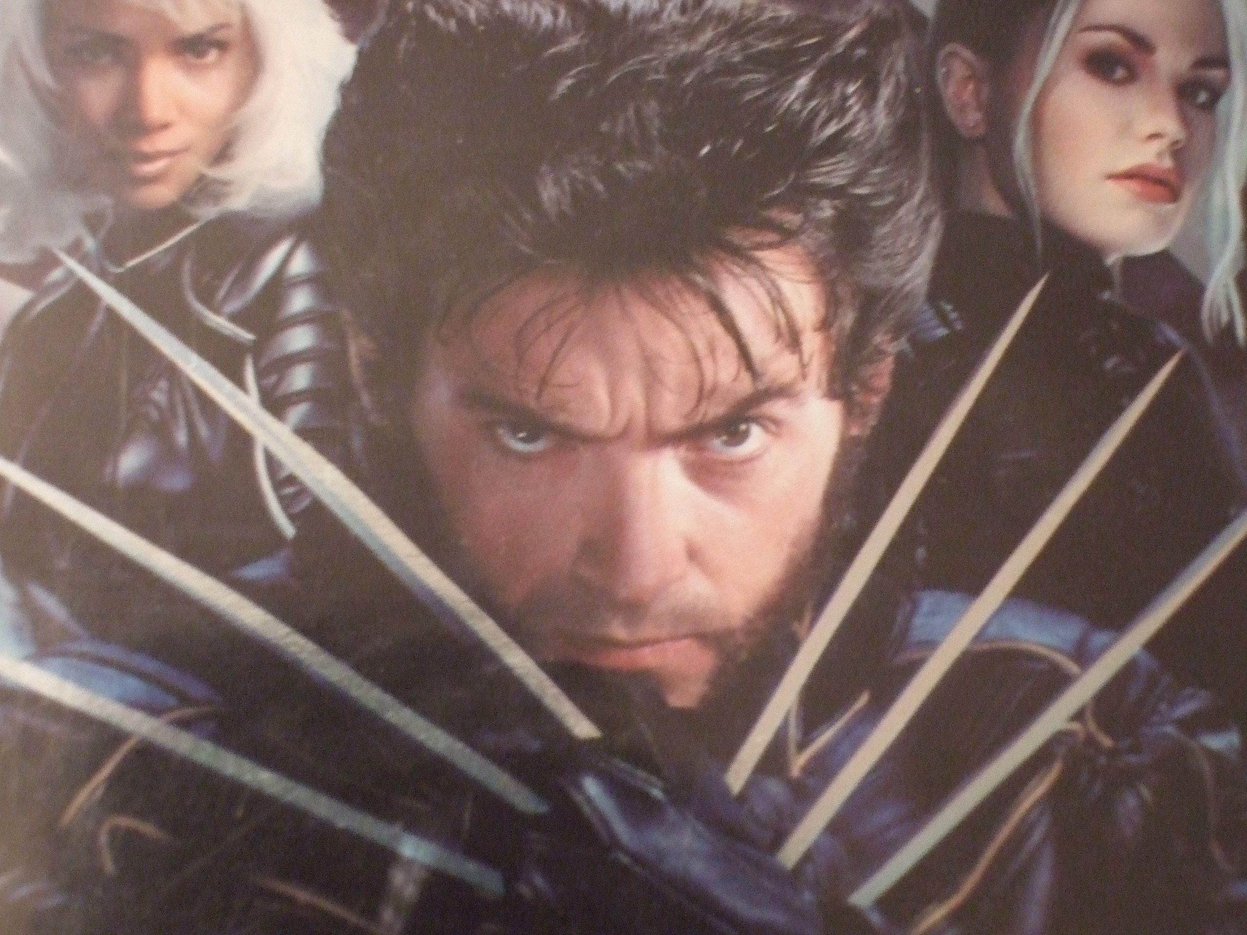 X Men Wolverine Full HD Wallpaper Background