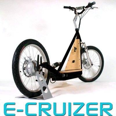 750er Forca E Cruizer Roller E Scooter Elektro Roller Scooter Ecruizer Cruizer B 20 Zoll Rader Zoom Federgabel Xxl Ra Trottinette Trottinette Electrique Solex