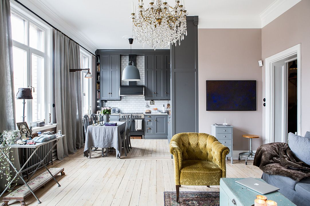 Adorabile appartamento in grigio! — Blog A Cavolo