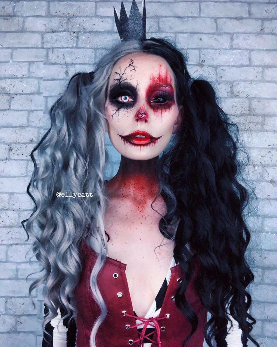 cLoWn CheCk . Thank you for the love on this look! The tutorial is up as well cL…