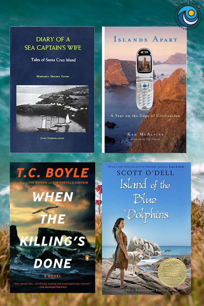 The Adventurous Book List In 2020 Channel Islands National Park