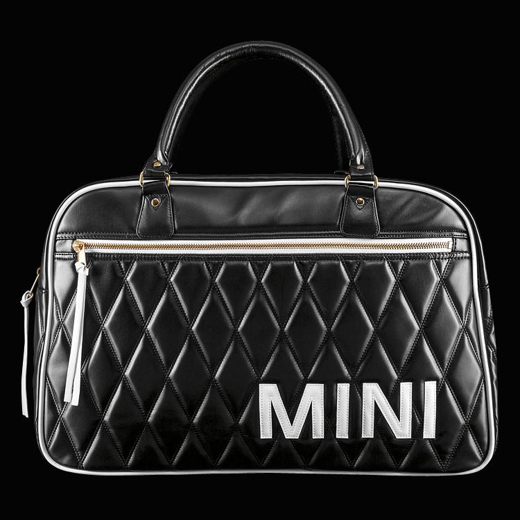 MINI Style Bag: Das absolute Must have in Lederoptik mit