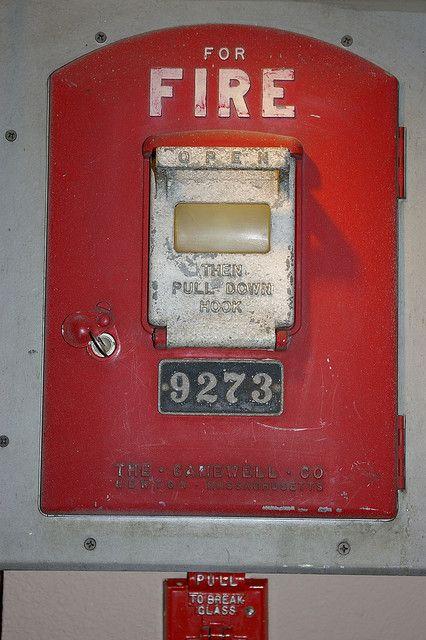 Gamewell Fire Notifier Front | Gamewell/fire alarms | Fire alarm