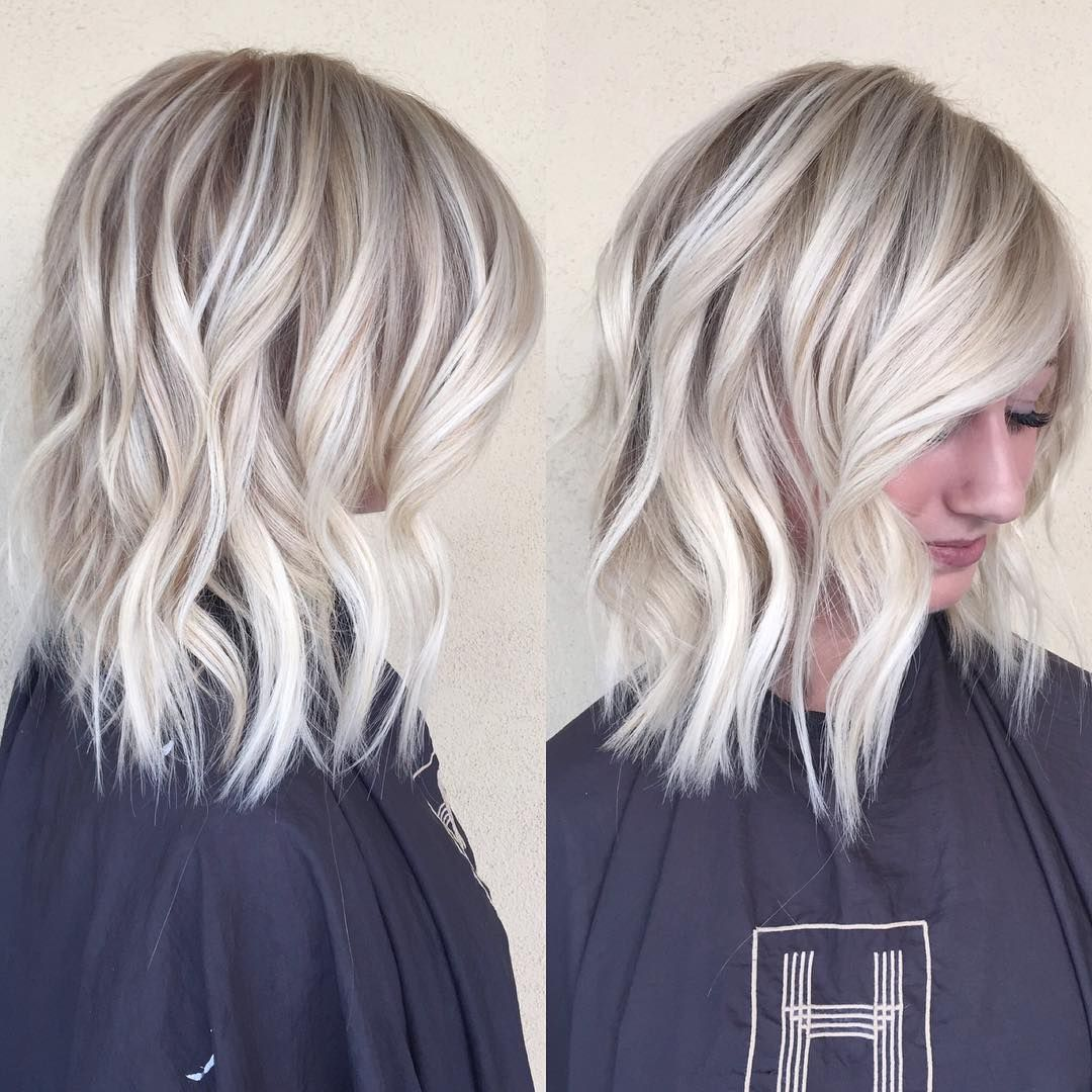 Crystal Ash Blonde Hair Color Ideas For Winter 2016: Blonde Hair, Blonde Color, Hair