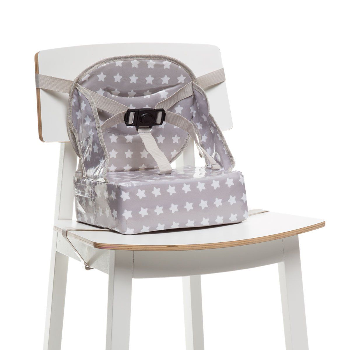 Rehausseur Easy Up White Stars Rehausseur Chaise Bebe