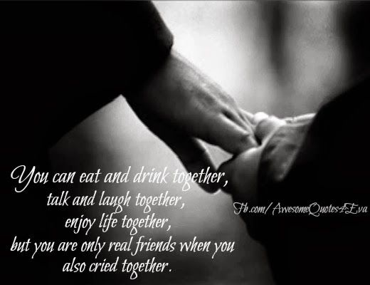 Best Friends Holding Hands Quotes | You Can Eat And Drink Together