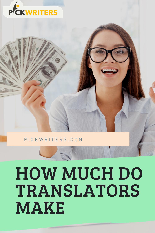 How Much Do Translators Make Translator Salary How Much Do Online Translators Make Translation Wfh Job Online Jobs