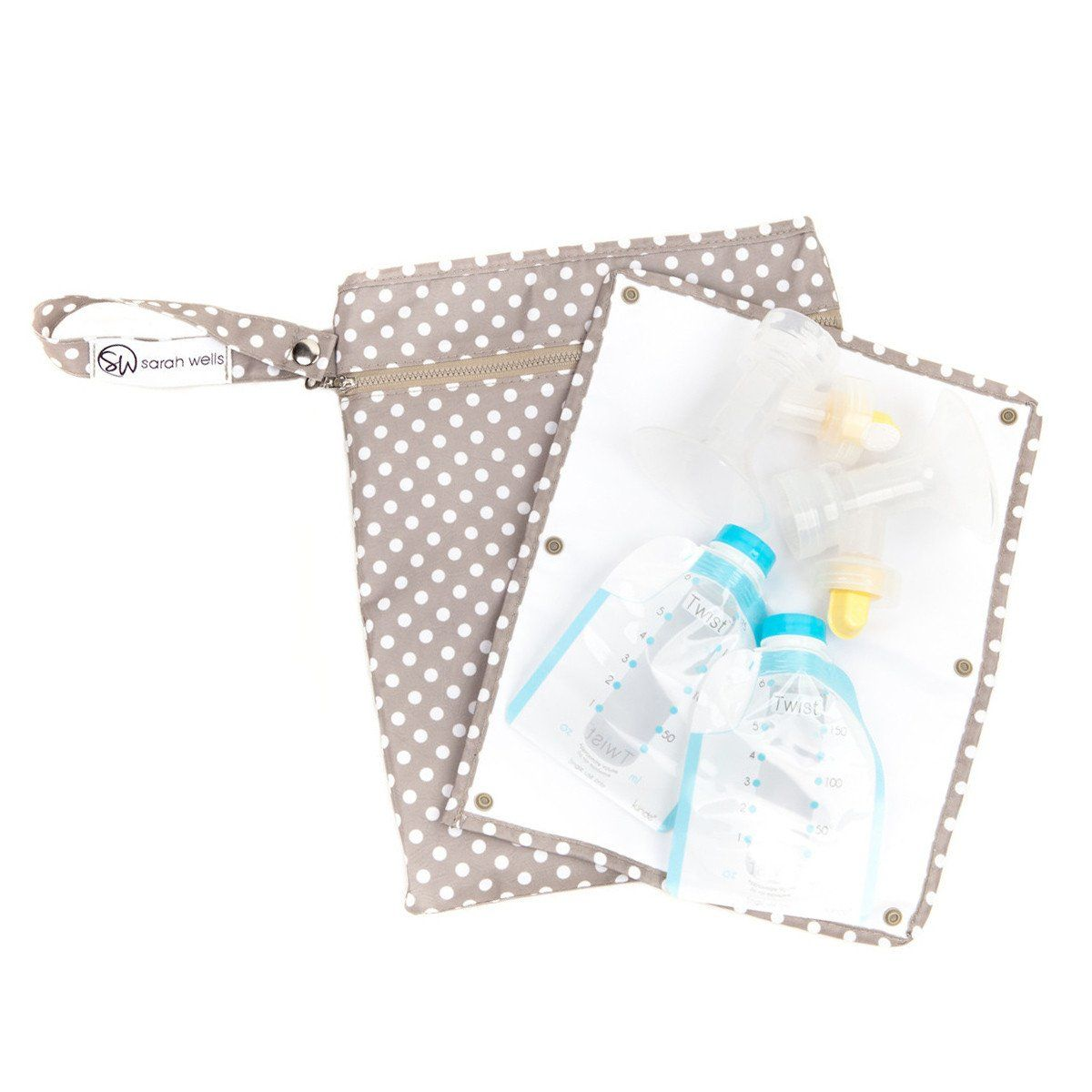 01dbe8d2471a8 Pumparoo (Greige)   Breast Pump Bags   Accessories from Sarah Wells
