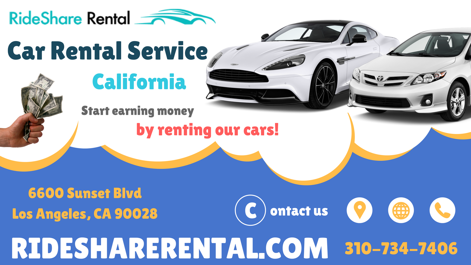 Car Rental Company In California Car Rental Service Car Rental