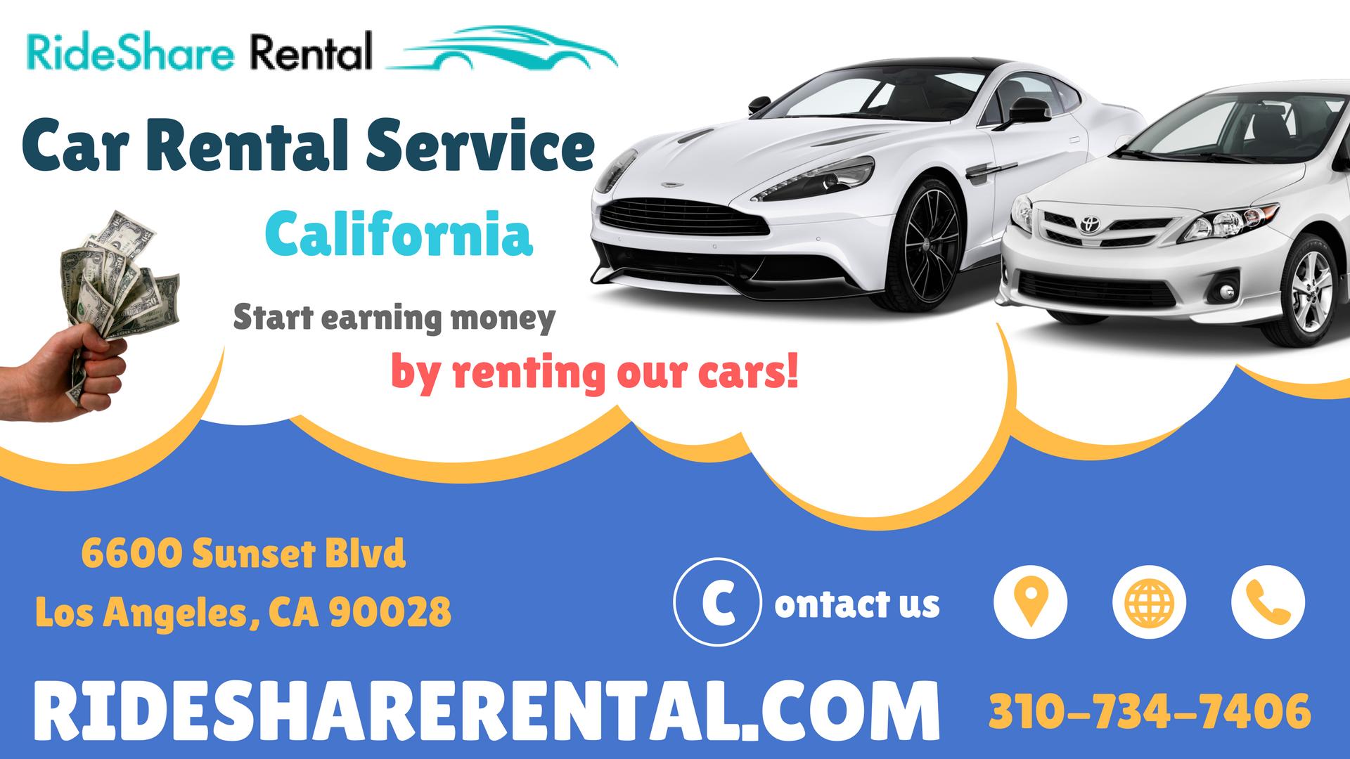 Car Rental Company In California Car Rental Service Car Rental Car Rental Company