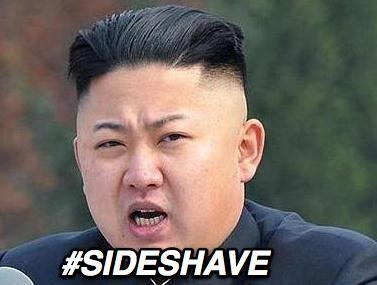 Kim Jong Un Haircut Obama