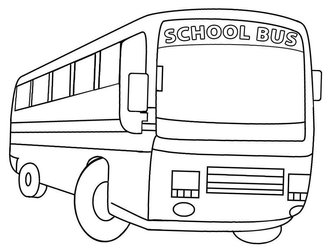 Free Coloring Pages For Kids School Coloring Pages Coloring