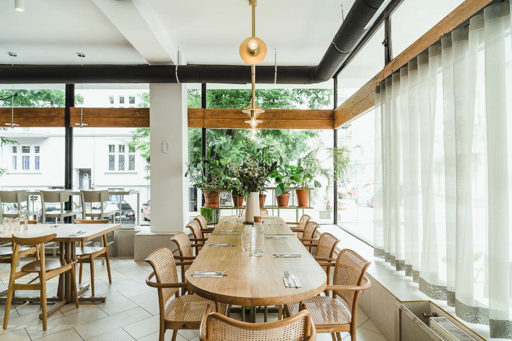 Yezyce Kuchnia Pion Studio Design Indoor Dining Restaurant