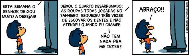 Armandinho Tirinha