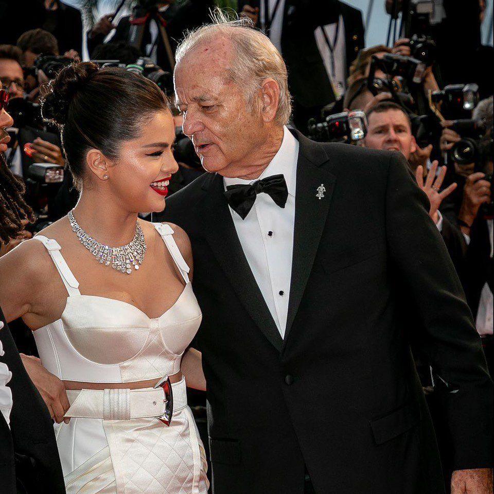 Selena Gomez explains the whisper heard around Cannes to