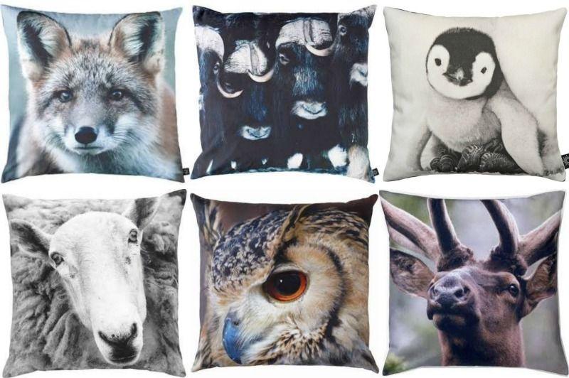 Scandinavische design kussens pillows and blankets