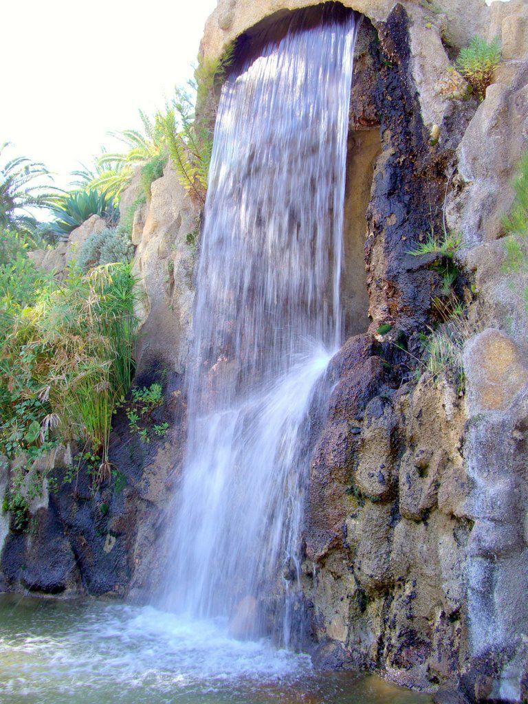 San Remo - Giardini Comunali dello...Stadio -  la cascata