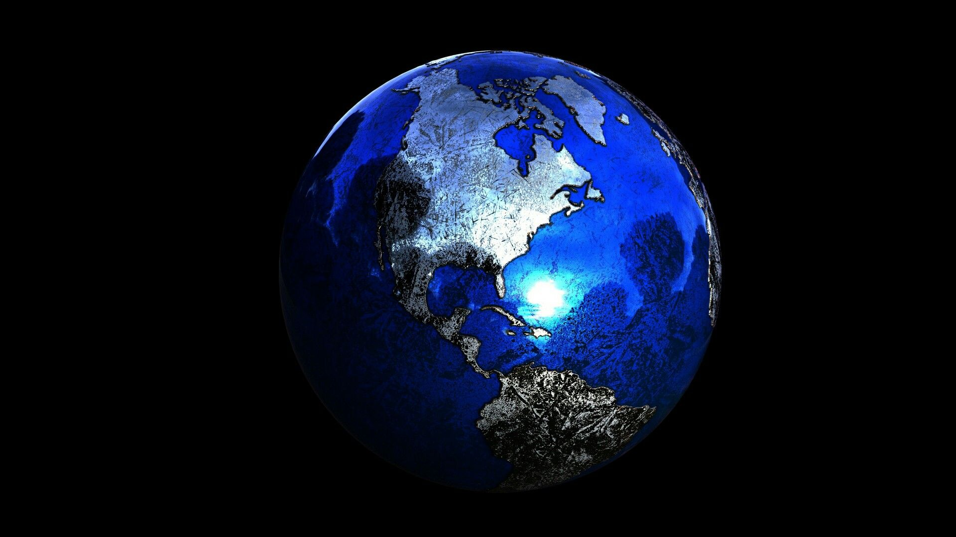 earth wallpaper 3d pinterest in 2020 (With images