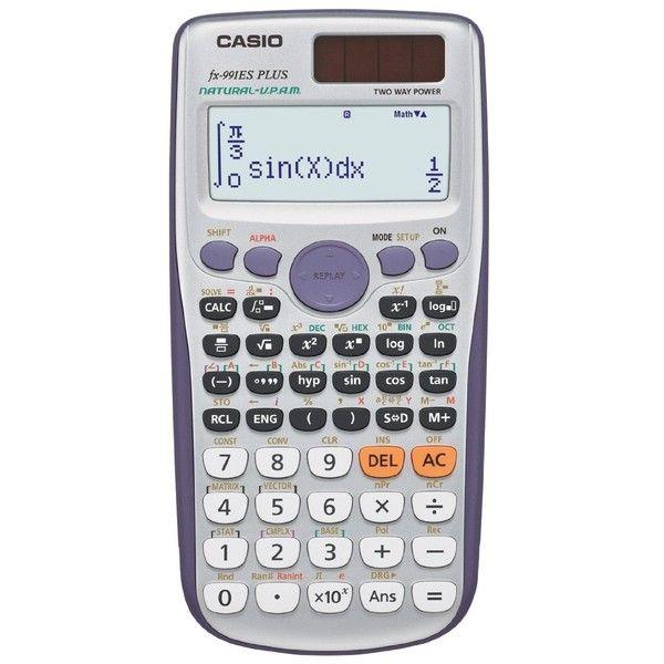 Casio Fx 991esplus Scientific Calculator Calculadoras Cientificas Calculadora Expresiones Matemáticas