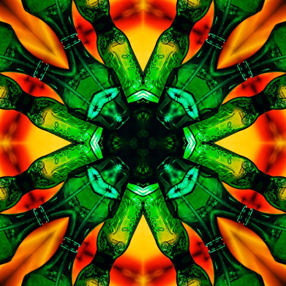 The Green Machine. by Adida Fallen Angel