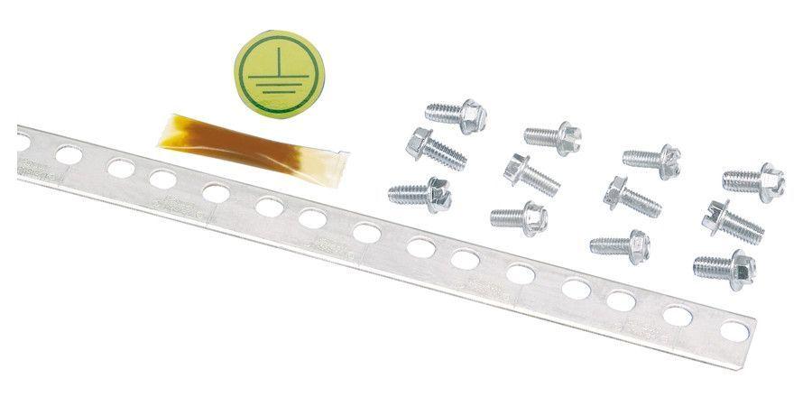 Grounding Strip Kits Ten 78 65 2m X 67 17mm X 05 1 27mm Strips Installation Manual Kit Pattern