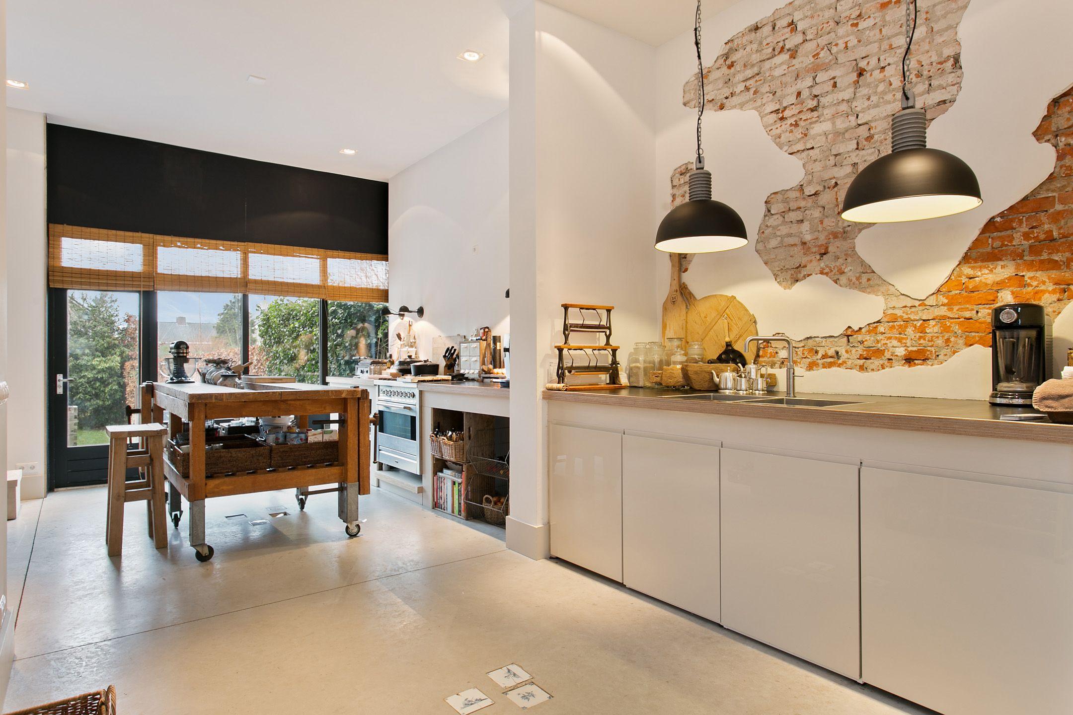 Stoere Werkbank Keuken : Werkbank keuken stalen werkbank keuken piet hein eek hoogte cm